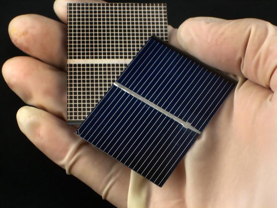 Perowskit Solarzellen