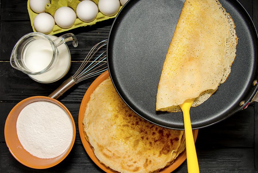Pfannkuchen Maker