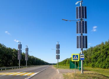 Solarstraße – die Straße der Zukunft