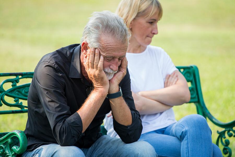 Beziehungsprobleme im Alter