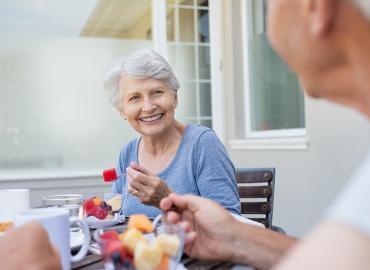 Seniorenessen – was im Alter beachtet werden sollte