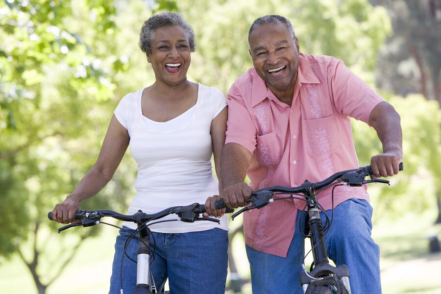 Fahrrad für Senioren