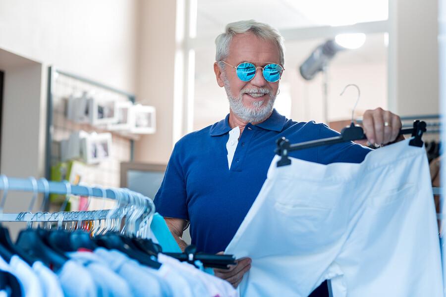 Hosen für Senioren