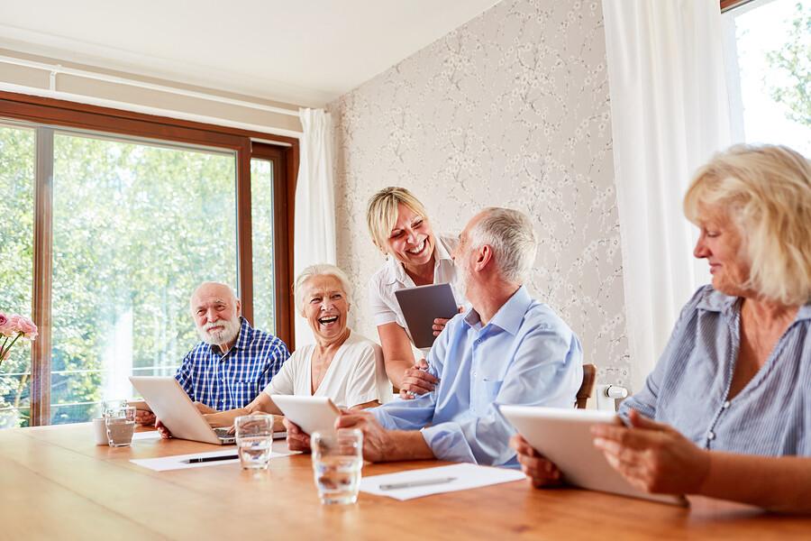 Internetkurse für Senioren