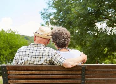 Senioren Dating: Frisch verliebt im Alter