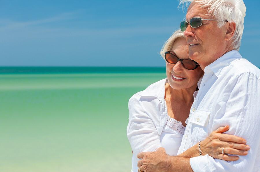 Sonnenbrillen für Senioren