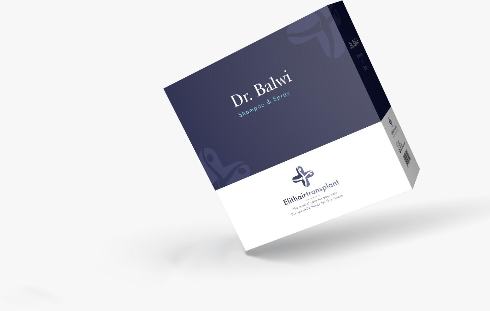 Dr.Balwi Shampoo & Spray