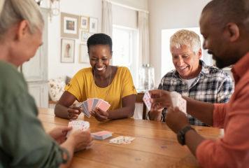 Besuchsdienste – Begleitung, Spiele und Unterhaltung für Senioren