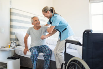 Betreutes Wohnen für Senioren Eine willkommene Unterstützung im Alltag
