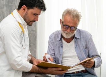 Gedächtnistraining um Demenz entgegenzuwirken