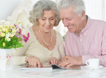 Lesen hält gesund Zeitschriften für Senioren als Jungbrunnen