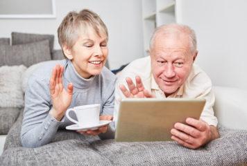 Partnersuche und Chat für Senioren im Internet
