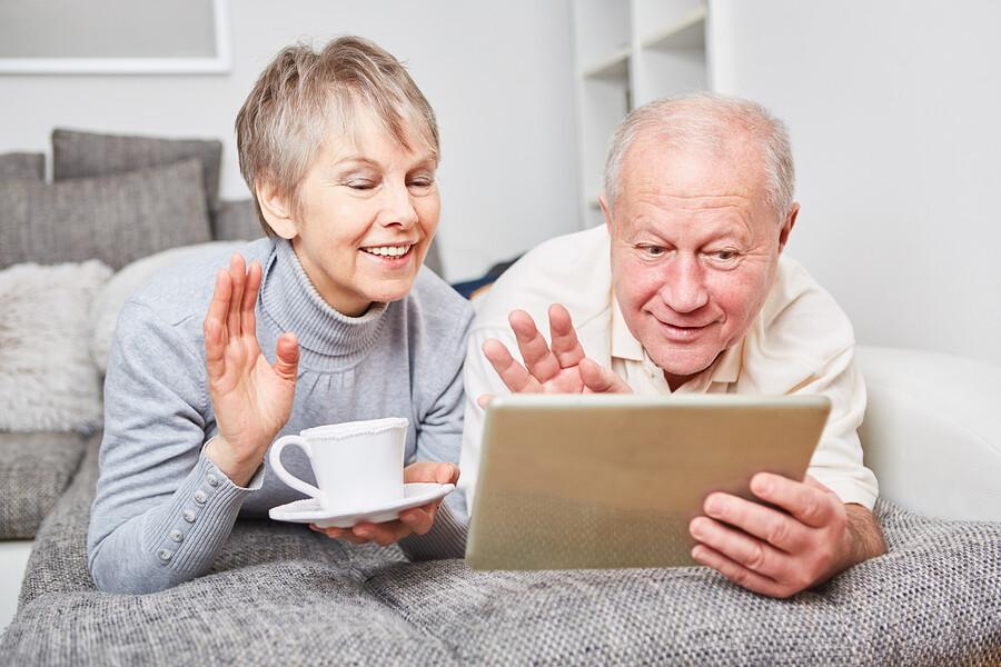 Chat für Senioren