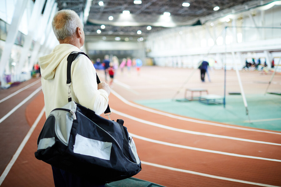 Seniorenleichtathletik