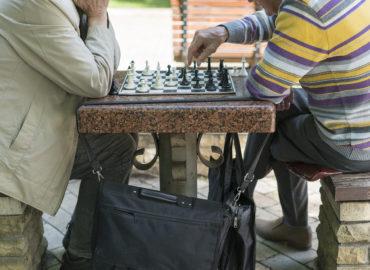 Spiele für Senioren für mentale Fitness im Alter