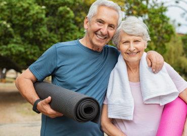 Sport und Gymnastik für Senioren – Die Vorteile von Sport im Alter