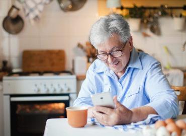 Technik für Senioren – Das Smart Home als Hilfe im Alltag
