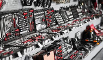 Werkzeugkoffer – endlich Ordnung bei Hammer, Bohrer und Säge