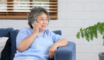 Ein Notruftelefon für Senioren kann Leben retten