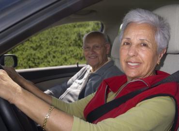 Autos für Senioren – worauf Sie achten sollten