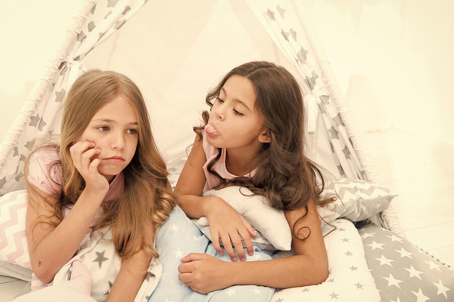 Neid unter Geschwisterkindern – wieviel muss sein