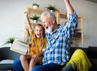 Spaß am Lesen – das beste Gedächtnistraining