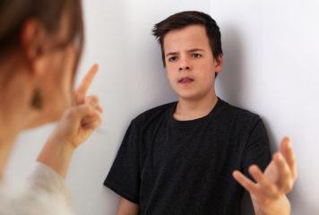 Was tun mit Jugendlichen in der Pubertät?