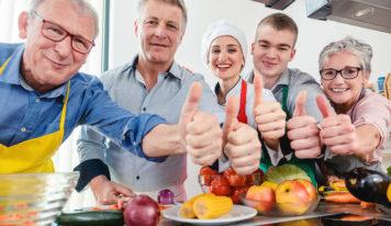 Mit einer Ernährungsumstellung zu mehr Wohlbefinden