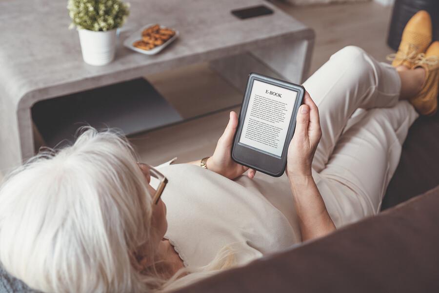 Lesen im digitalen Zeitalter E-Books im Vormarsch