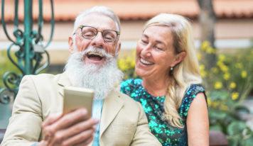 Smarte Technik bietet Senioren unzählige Vorteile