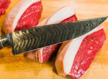 Damaszener Stahl Messer – Ein Küchenhelfer mit Tradition
