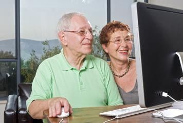 Online Einkaufen – gerade für Senioren eine große Erleichterung