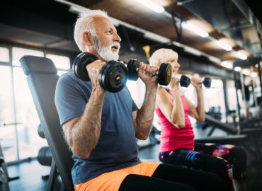 Was ein Fitnesscenter für Senioren tun kann