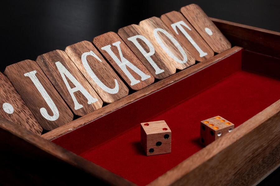 Ein Spielenachmittag mit Shut the Box