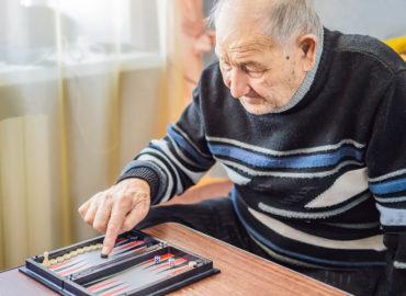 Spaß mit einem der ältesten Spiele der Welt: Backgammon