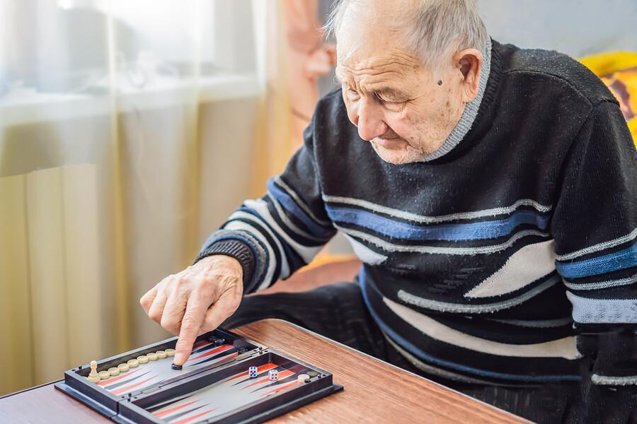 Spaß mit einem der ältesten Spiele der Welt Backgammon