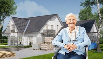Barrierefreiheit im eigenen Haus – darauf sollten Sie achten!