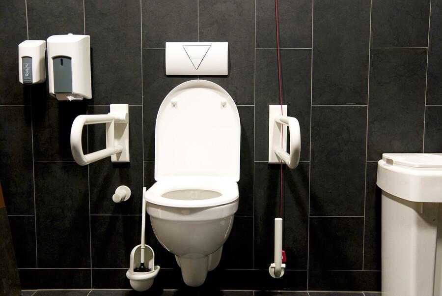 Gestaltungstipps für ein barrierefreies WC