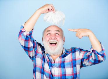 Glatze ein Problem? Echthaarperücken für Männer helfen