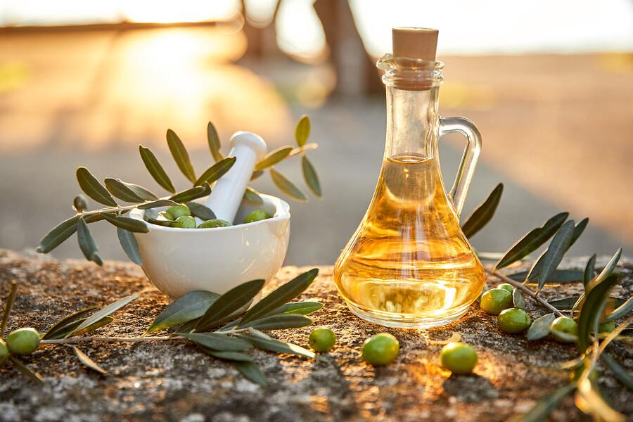 Olivenöl gegen Verstopfung