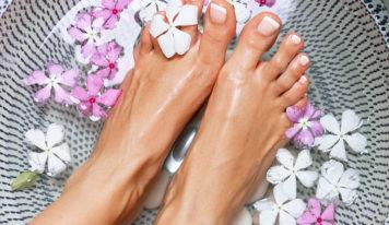 Zehenwascher, praktisches Hilfsmittel für die tägliche Hygiene