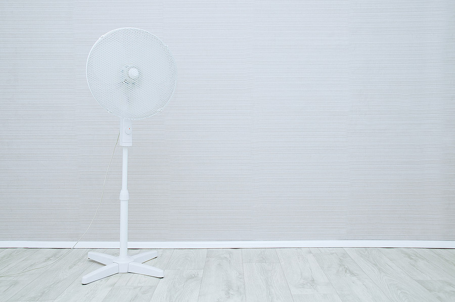 Wie Standventilatoren für Erfrischung sorgen