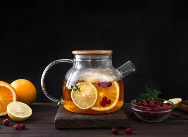 Das Immunsystem stärken mittels Cranberry Tee